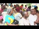 RTG/De nombreux gabonais ont bénéficié de consultations et soins médicaux gratuits grâce au Samu social Gabonais qui a désormais un laboratoire d'analyse médical
