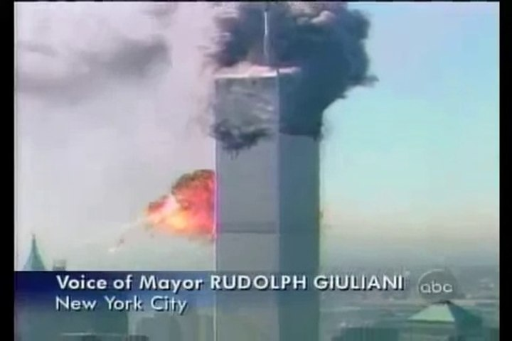 Mayor Rudy Giuliani Admits Knowing The Twin Towers Would Collapse - ABC-report, Sept 11, 2001