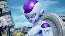 Jump Force - Bande-annonce des transformations Super Saiyan Blue et Golden Freezer