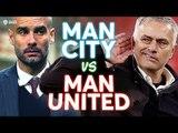 Manchester City vs Manchester United PREMIER LEAGUE DERBY PREVIEW!