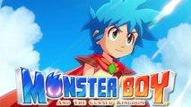 Redécouvrez Monster Boy et le Royaume Maudit avec Fabien de Game Atelier