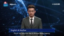Cina, il clone virtuale del giornalista  conduce il Tg   Notizie.it