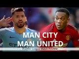 Manchester City v Manchester United - Premier League Match Preview - Manchester Derby