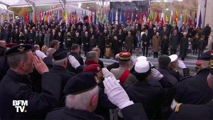 11-Novembre : la colère du président serbe, « mal placé » sous l'Arc de Triomphe