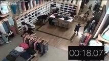 Elles volent 10000€ de leggins en 30 secondes dans un magasin !