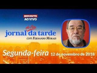 JFT - ENTREVISTA DE VILLAS BOAS PROVOCA ESPANTO E PROTESTOS NA OPOSIÇÃO E NO JORNALISMO DAS REDES