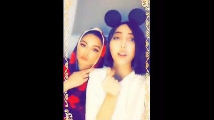 ليان أخت مودل روز ترد على كلام المهرة البحرينية بخصوص الشغالات