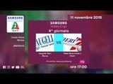 Monza - Chieri | Speciale | 4^ Giornata | Samsung Volley Cup 2018/19