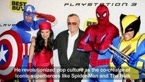 Marvel Comics legend Stan Lee dead at 95