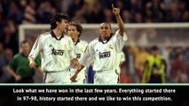 Champions League is Real Madrid's competition - Roberto Carlos