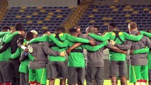 Cameroon prepare to face Morocco in AFCON 2019 qualifier