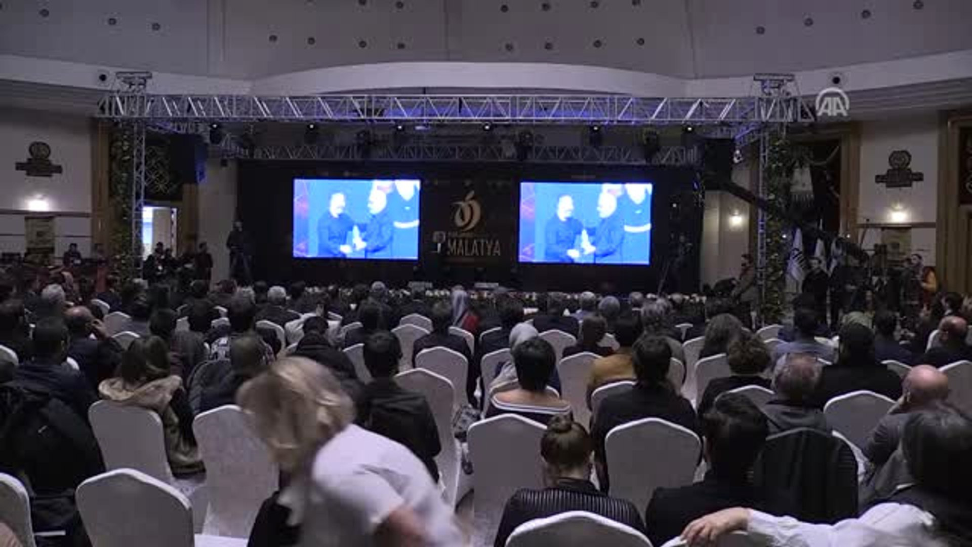 8. Malatya Uluslararası Film Festivali Ödül Töreni