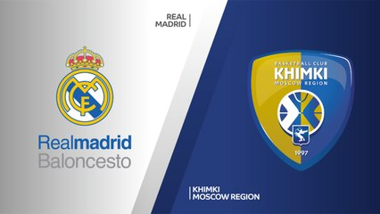 EuroLeague 2018-19 Highlights Regular Season Round 7 video: Madrid 79-74 Khimki