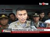 Polisi Masih Periksa Kasus Pembunuhan Sekeluarga di Bekasi