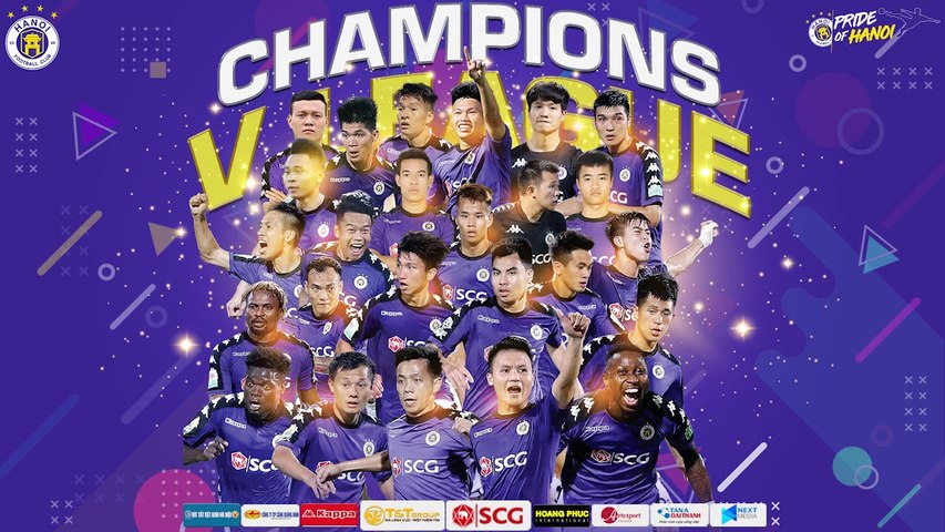 Bài Ca Hà Nội FC - Demo   HANOI FC