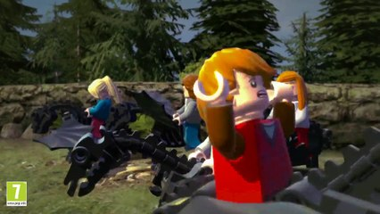 LEGO Harry Potter - Collection Launch Trailer