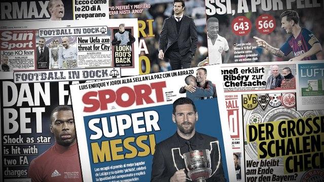 L'affaire Franck Ribéry secoue le Bayern Munich, Daniel Sturridge au cœur de la tempête médiatique