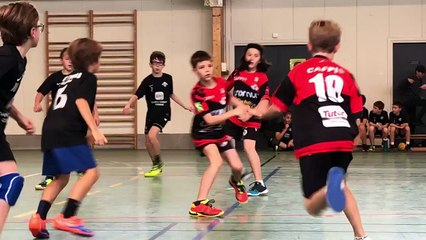 Moins 11 ans masculins (Corbie / Amiens, nov 2018)