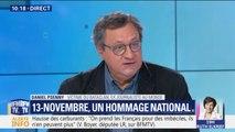 """13-Novembre: """"On est dans un perpétuel chemin de croix"""", témoigne Daniel Psenny, victime au Bataclan"""