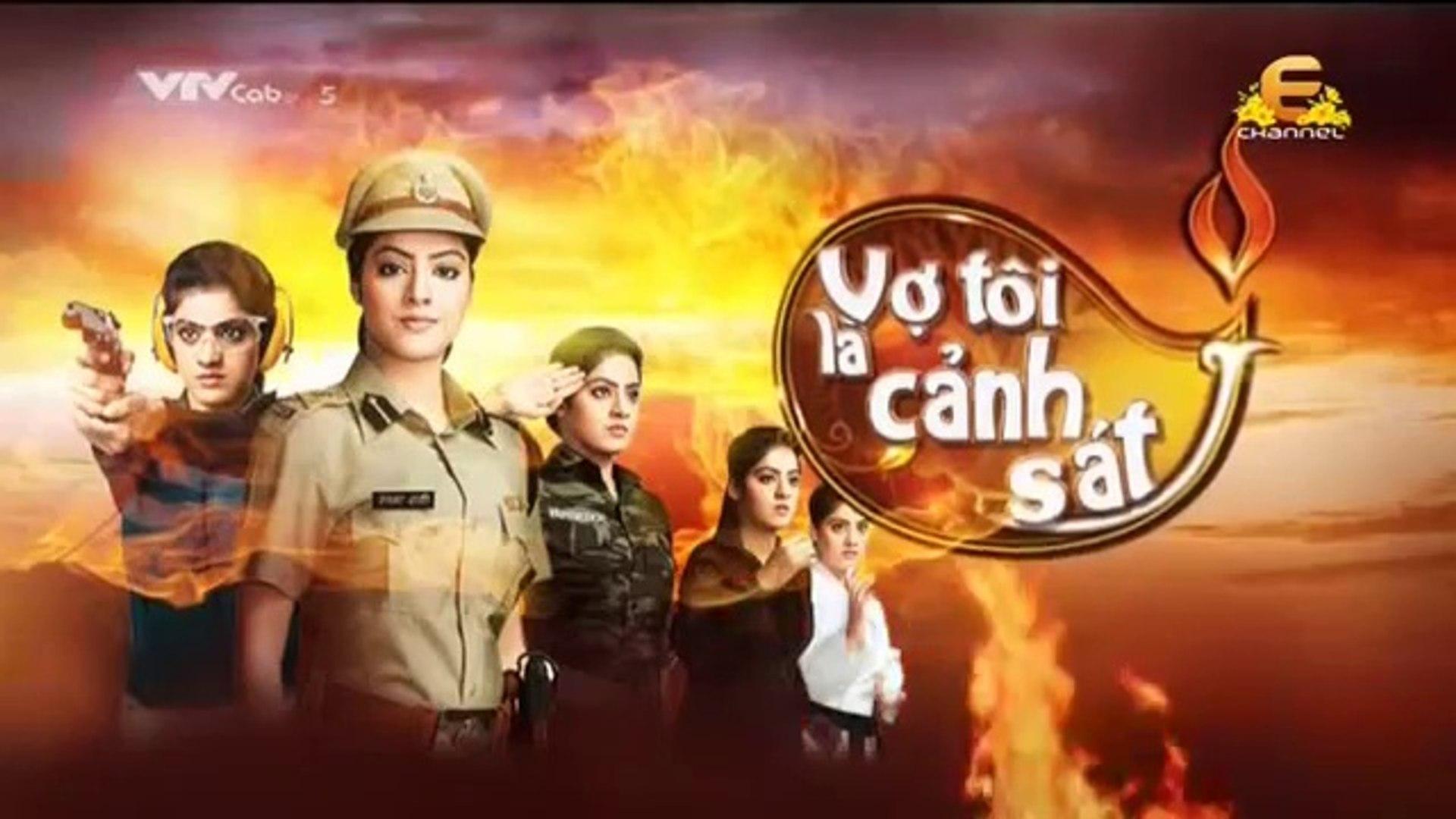 Vợ Tôi Là Cảnh Sát Tập 38 - (Phim Ấn Độ THVL2 Lồng Tiếng) - Phim Vo Toi La Canh Sat Tap 38 - Vo Toi