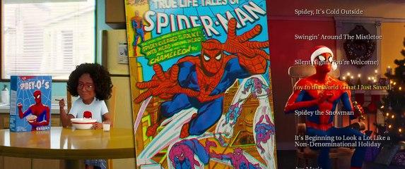 Spider-Man: Into The Spider-Verse - Trailer #2