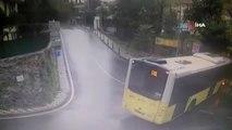 İbb'den Otobüs Kazası Açıklaması