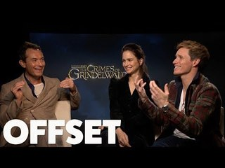 Jude Law's scared of being sorted into his Hogwarts House!