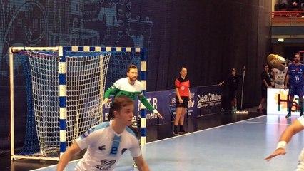 Handball   Proligue : Interviews Mickaël Robin / Dylan Soyez (Créteil - Strasbourg)