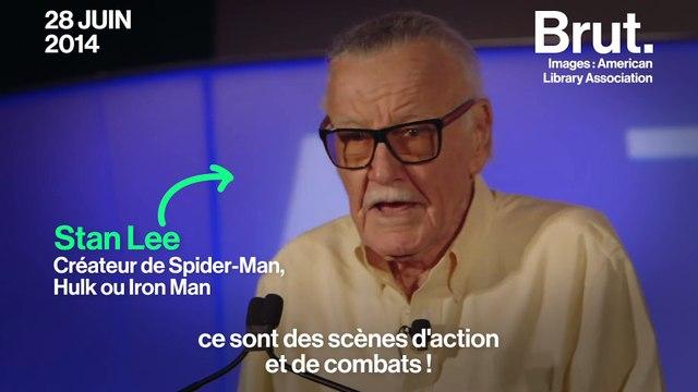 Le dessinateur de comics Stan Lee est décédé