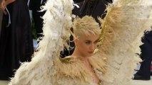 Katy Perry helped model Winnie Harlow pee at the Met Gala