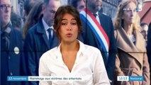 13-Novembre : une cérémonie non officielle à la mairie du 11e arrondissement de Paris