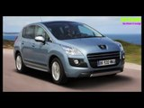 Peugeot 3008 Diesel Hybrid   Fully Charged