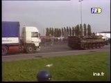 Blocages routiers de  juillet 1992 (INA)
