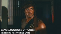 Trilogie RAMBO - Version restaurée 4K