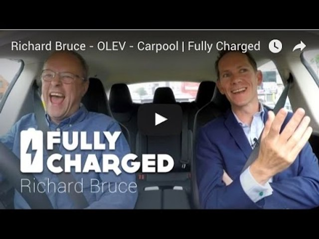 Richard Bruce OLEV Carpool | Fully Charged
