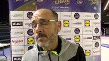 Gilles Derot coach Istres Provence Handball