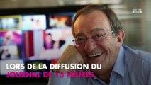 """Jean-Pierre Pernaut de retour sur TF1 est """"guéri"""" de son cancer"""
