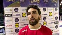 Thomas Tricaud pivot Istres Provence Handball