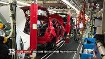 Blocage du 17 novembre : l'usine Toyota d'Onnaing fermera par précaution