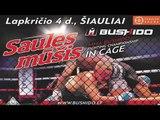 "MMA BUSHIDO 2017.11.04 "" SAULĖS MŪŠIS"""