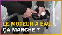 Carburant : le moteur à eau, ça marche?