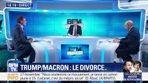 Popularité, chômage, vins... Donald Trump s'en prend à Emmanuel Macron sur Twitter (2/2)
