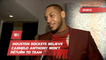 Houston Rockets Don't Think They Will See Carmelo Anthony Next Year