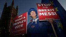 Brexit : un projet d'accord a été conclu entre Londres et l'UE