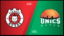Rytas Vilnius - Unics Kazan Highlights | 7DAYS EuroCup, RS Round 7
