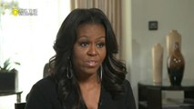 """Michelle Obama stands by """"when they go low, we go high"""""""