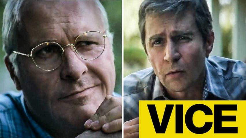 Vice Trailer 12/25/2018