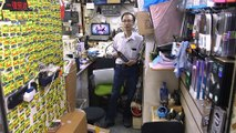 My smartphone and me: Hong Kong's veteran repair man