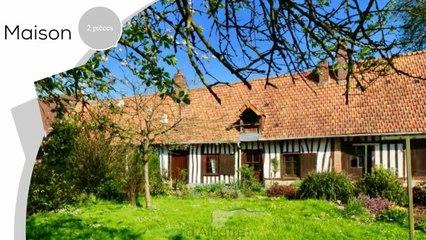 A vendre - Maison/villa - Veules les roses (76980) - 2 pièces - 140m²