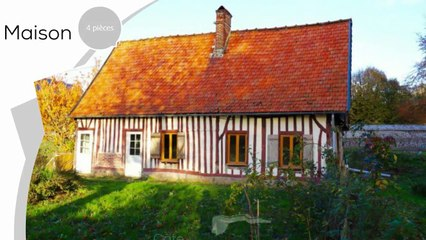 A vendre - Maison/villa - La chapelle sur dun (76740) - 4 pièces - 70m²